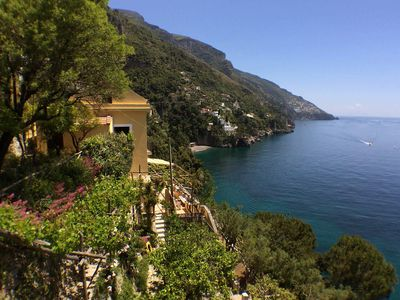 Photo for Magnificent Casa La Riva to rent in Positano by My Rental Homes