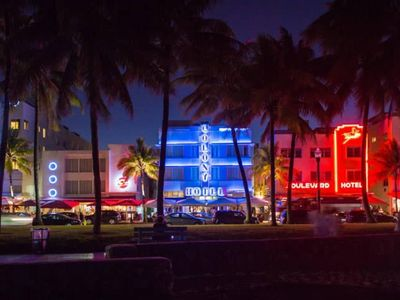 Photo for South Beach Vacation Rental on Ocean Drive
