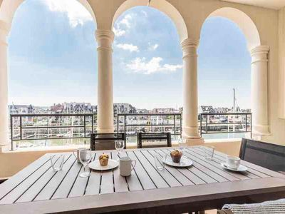 Photo for Residence Pierre & Vacances Premium The Touques Peninsula ***** - Apartment Tribu 4 Rooms 8 People Superior