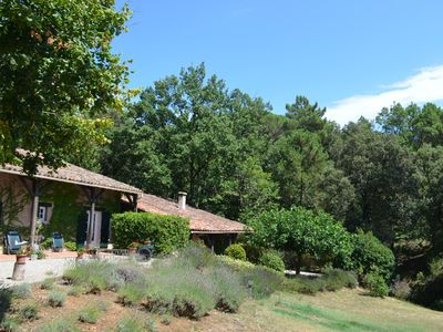 Photo for BEAUTIFUL HOUSE IN THE HEART OF THE MASSIF DES MAURES