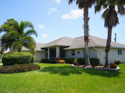 Photo for Villa Jenny - Cape Coral 3b/2ba home w/electric heated pool/spa, HSW Internet,
