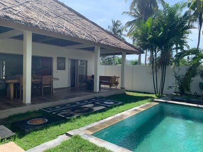Photo for SELONG BELANAK CHARMING VILLA IN LUXURY DISCREET, PRIVATE POOL