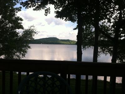 Photo for LAKEFRONT with Beautiful Views at Arrowhead Lake!