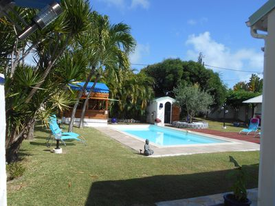 "Photo for VIL'LA ""ROTONDE 4 pers (PRIVATE POOL / CLIM-WIFI + CAR"