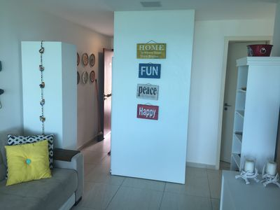 Photo for Flat at the seaside of Muro Alto