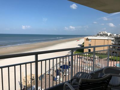 Photo for Stunning Top Floor Oceanfront Condo with Great Views!