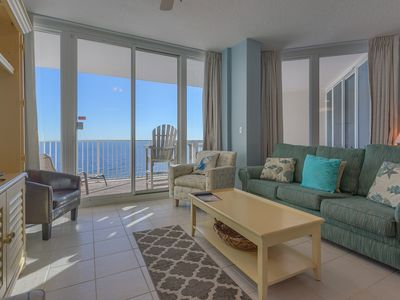 Photo for Lighthouse 1515 Gulf Shores Gulf Front Vacation Condo Rental - Meyer Vacation Rentals