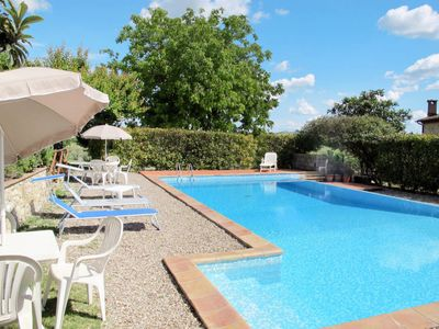 Photo for 2 bedroom Villa, sleeps 3 in Cignanbianco with Air Con and WiFi