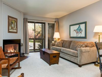 Photo for Classic 1BR Mountain Condo in Park City – Sleeps 4