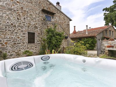 Photo for Il Giaggiolo del Chianti Luxury private Jacuzzi