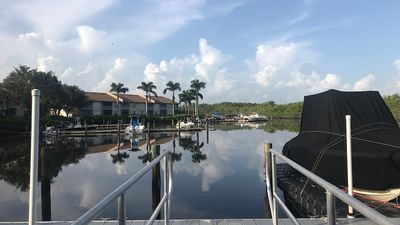 Photo for Relaxing vacation spot in beautiful Naples Port of the Islands Florida