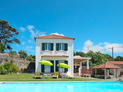 Photo for This 4-bedroom villa for up to 7 guests is located in Afife and has a private swimming pool and Wi-F