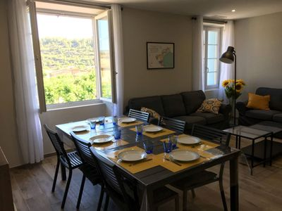 Photo for Cottage with great views of Lagrasse