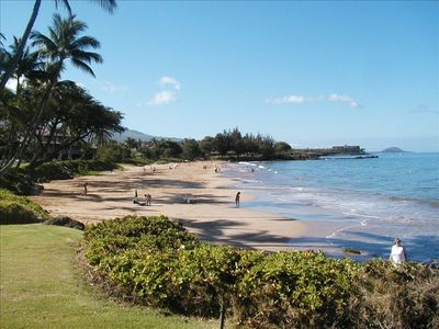 Photo for ACROSS FROM ONE OF THE BEST BEACHES IN MAUI.  BOOK NOW!!