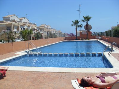 Photo for Stunning 2-Bed Apartment in Orihuela
