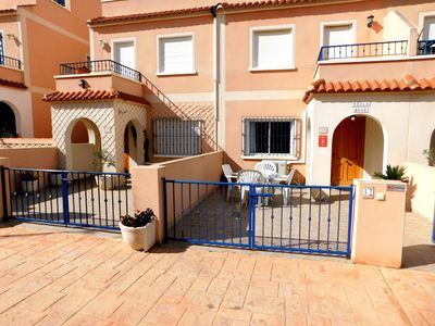 Photo for 2 Bedroom Townhouse Vista Bahia Phase III Gran Alacant Costa Blanca