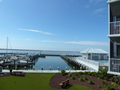 Photo for Beautiful Waterfront Condo with Boat Dockage on Eastern Shore