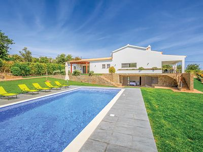 Photo for Countryside villa with 3 bedrooms, great views ,private pool + Wi-Fi