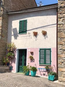 Photo for House in the hills near the sea, in the Tuscan Maremma. Spring offers
