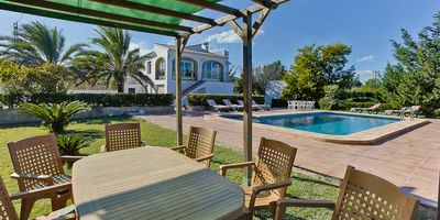 Photo for Casa Claudio is an attractive property situated in wonderful, large private gardens that include a l
