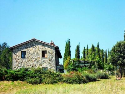 Photo for Holiday apartment Castiglione d'Orcia for 2 persons with 1 bedroom - Farmhouse