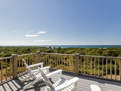 Photo for Beautiful Block Island Home With Stunning Ocean Views And Breathtaking Sunsets