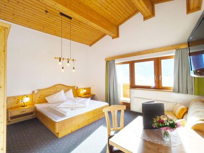 Photo for Panorama double room Paarseen - Empl, country and apartment house