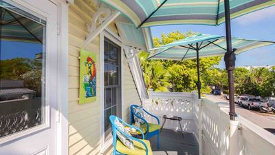 Photo for << SUZY'S PARROT PERCH @ SOUTHERNMOST >> Cozy 2nd Floor Condo + LAST KEY SERVICE...