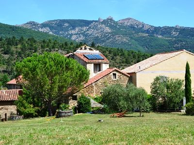 Photo for 3BR Country House / Chateau Vacation Rental in ST VINCENT D'OLARGUES