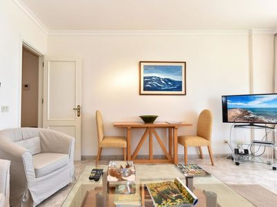 Photo for Apartment Las Canteras Seafront Apartment in Las Palmas - 2 persons, 1 bedrooms