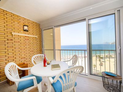 Photo for Apartment Peñon de Ifach in Calpe/Calp - 4 persons, 1 bedrooms