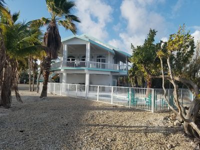 Photo for Open Water and Sunset Views Pool House in the Florida Keys