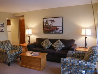Photo for Renovated Ground Floor Condo. Spacious Floor Plan, Pool & Hot Tub Onsite