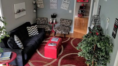 Photo for Spacious Home in Historic Uptown ✽ Park & Walk to Stadium ✽ Group & Pet-Friendly