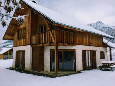 Photo for Family chalet 16-18 people