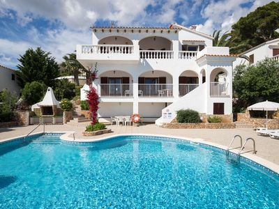 Photo for Stunning views and a pool – Villa Belvedere