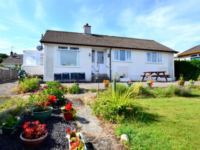 Photo for Close to the market town of Rhayader is Wynberg a detached bungalow with lovely views of the surroun