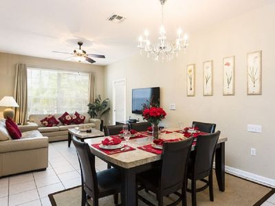 Photo for COZY AND FAMILY HOUSE NEAR DISNEY 7650