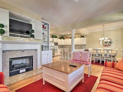 Photo for NEW! Hilton Head Townhome- Walk to Islanders Beach
