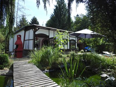 Photo for Holiday house at the Tiefen Ziest - Two - room holiday house (45sqm, 2 persons)