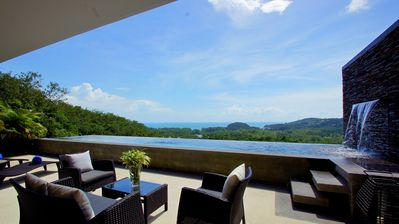 Photo for Phuket Oceanfront 3 Bed Villa