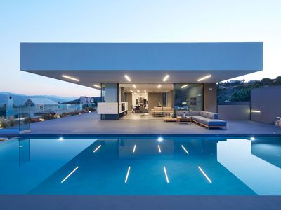 Photo for An exclusive fully staffed private villa for demanding holidays!