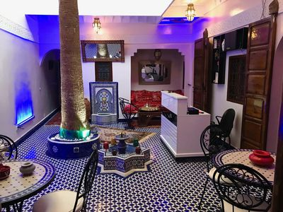Photo for Riad Lalla-Merieme: A Riad of 5 rooms 100% privatized, just for you!