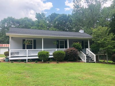 Photo for Newly Renovated 3 bed/2 bath Home near Athens