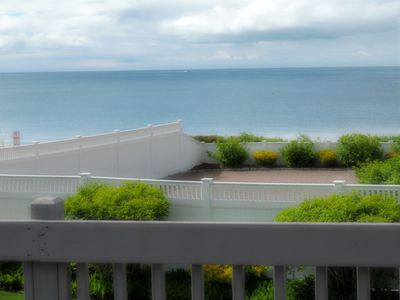 Photo for Ocean Views– Enclosed Yard 20 Steps To South Middle Beach Family-friendly