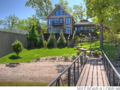 Photo for Quiet Cove Getaway in the heart of Lake of the Ozarks