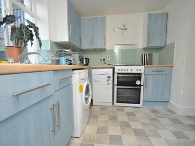 Photo for Bright, modern two bedroom garden flat in the heart of Islington