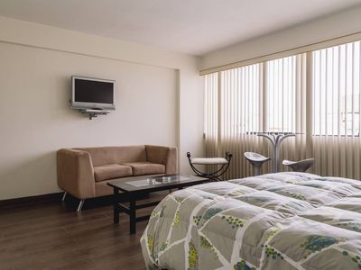 Photo for Wonderful apartment in exclusive area of Lima