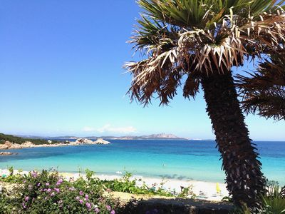 Photo for Small Cozy House with garden in Costa Smeralda