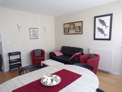 Photo for Apartment 75 m² + parking space